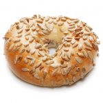 bagel sunflower